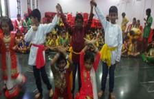 Preprimary Navratri Celebration