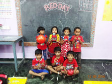 red-day