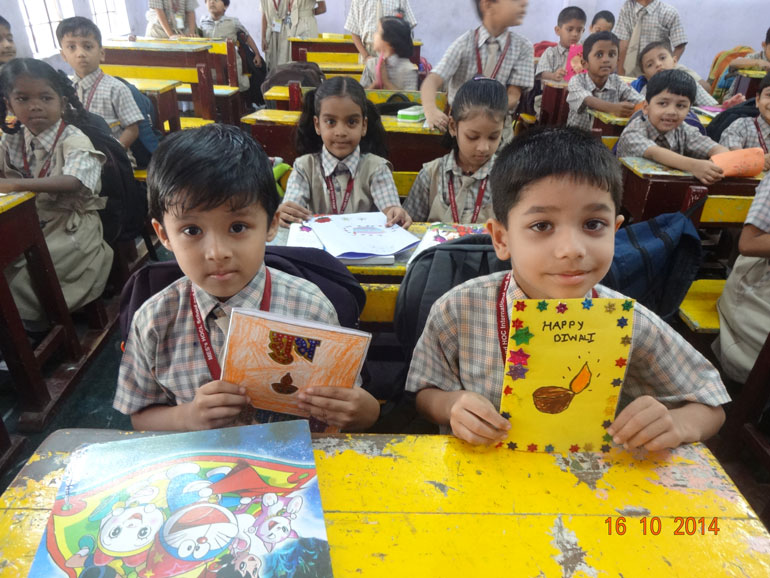 Greeting card making competition mes hocl school 1 m4hsunfo