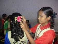 hair-dressing