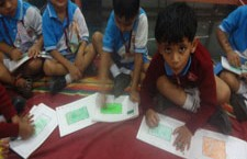 Preprimary Nursery Colouring Competition