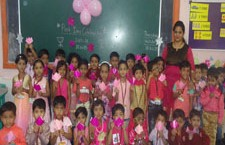 Preprimary Pink Day