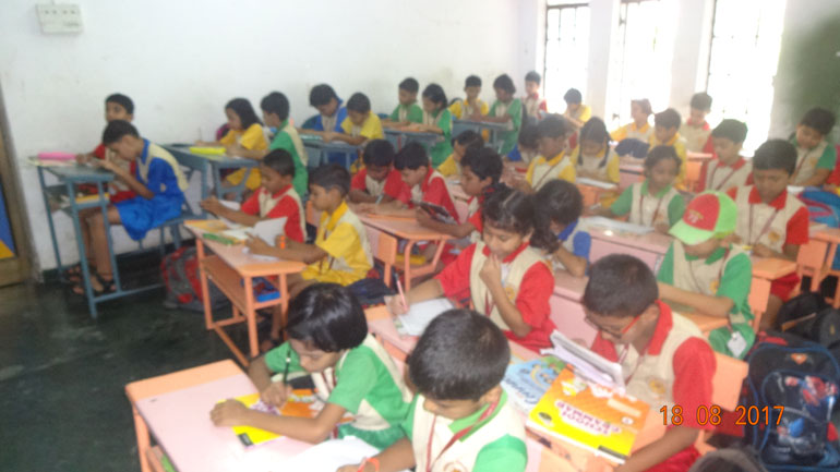 Essay writing competition in school
