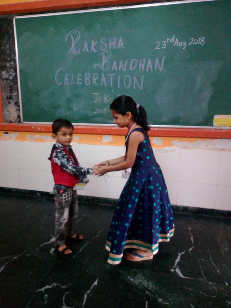 Raksha Bandhan | MES HOCL School