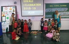 Pre-Primary Diwali Celebration