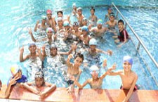 Swimming Summer Camp