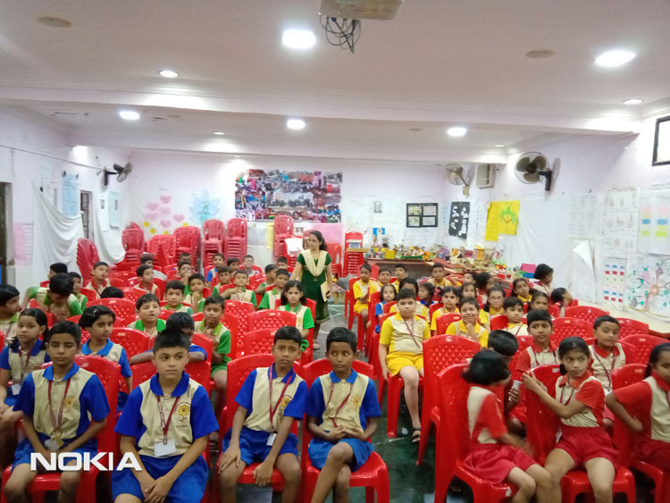 Quiz Competition | MES HOCL School