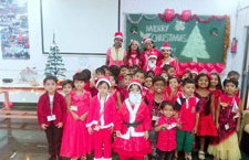 Pre-Primary Christmas Celebration 2019