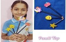 Pencil Topper Making Class 1