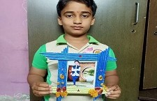 Photo Frame Making Activity Class 3
